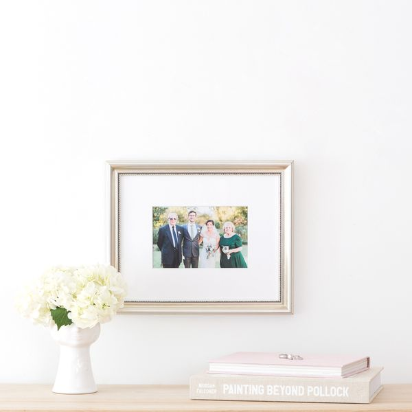 5 Photos to Print and Frame from Your Wedding