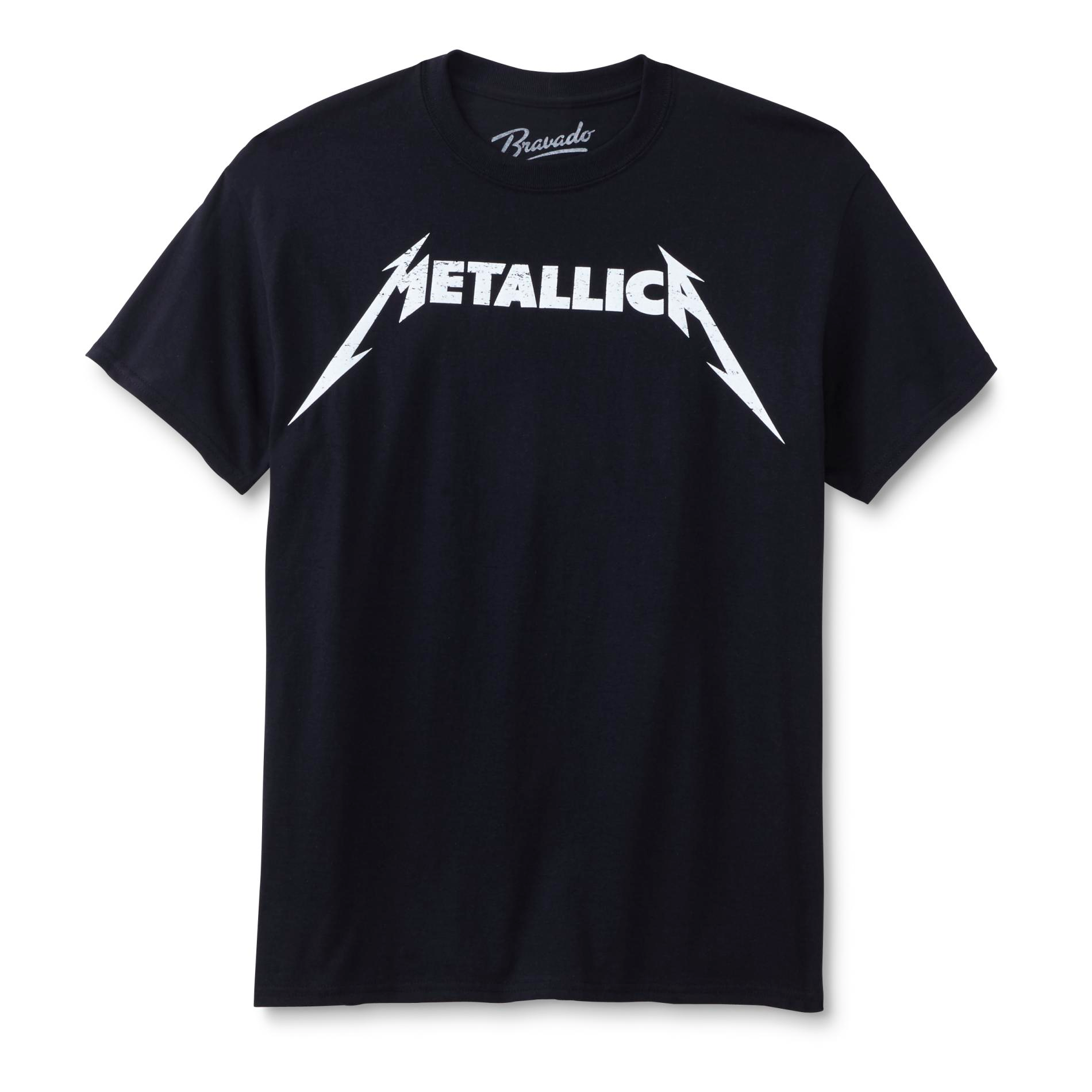 Iconic t shirt design - Metallica T-shirt