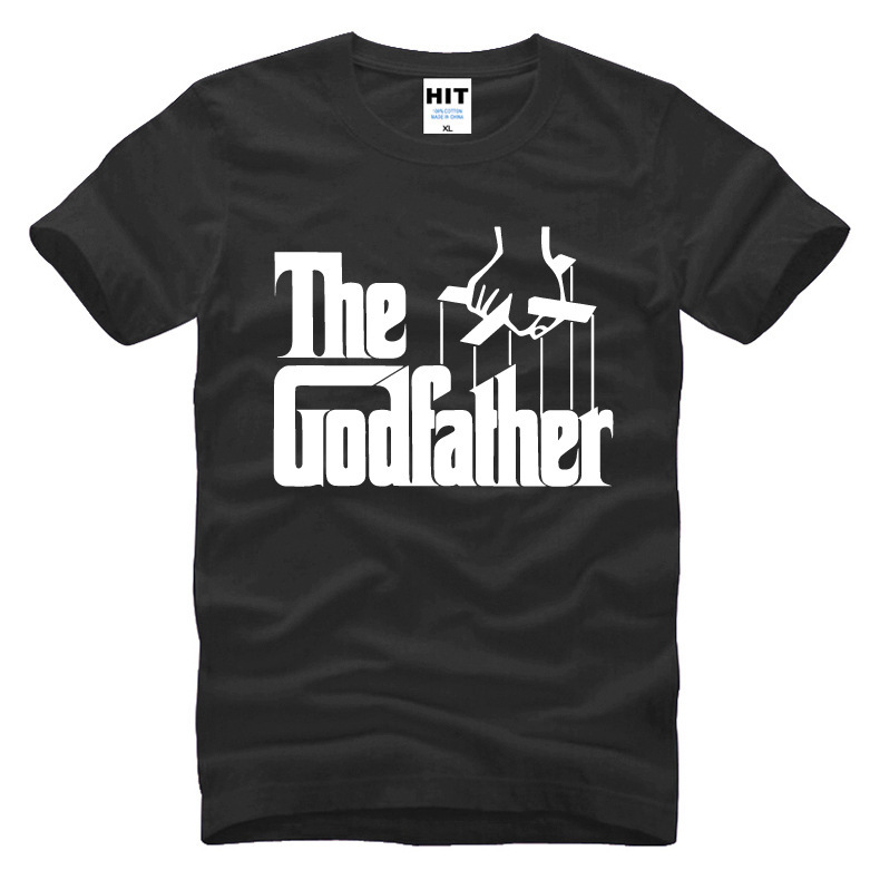 Iconic t shirt design - Godfather T-shirt