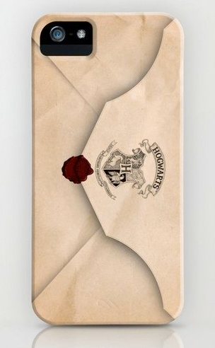 letter from hogwarts phone case