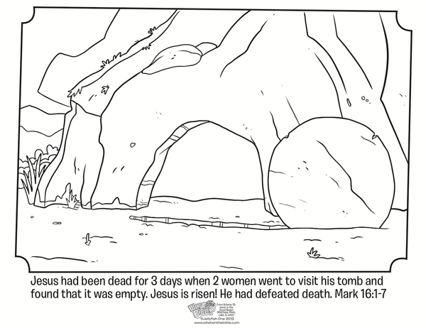 free coloring pages easter jesus - photo#29
