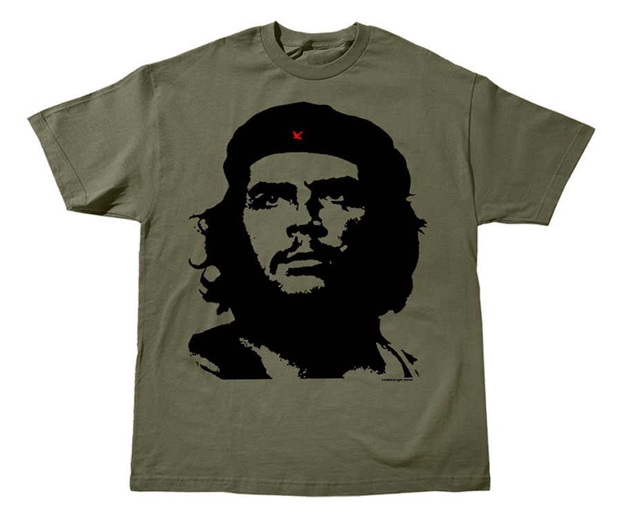 Iconic t shirt design - Che Guevara T-shirt