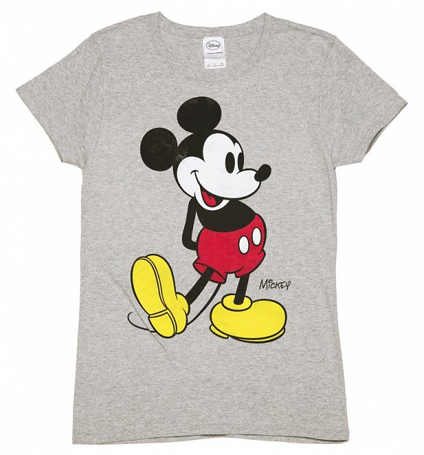 Mickey Mouse famous shirt