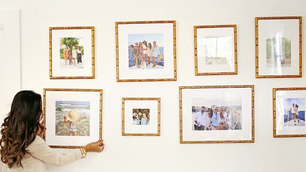 Best of the best family photo gallery walls