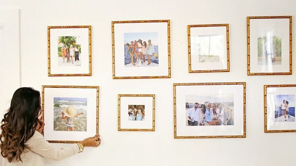Best of the Best: Family Photo Gallery Walls