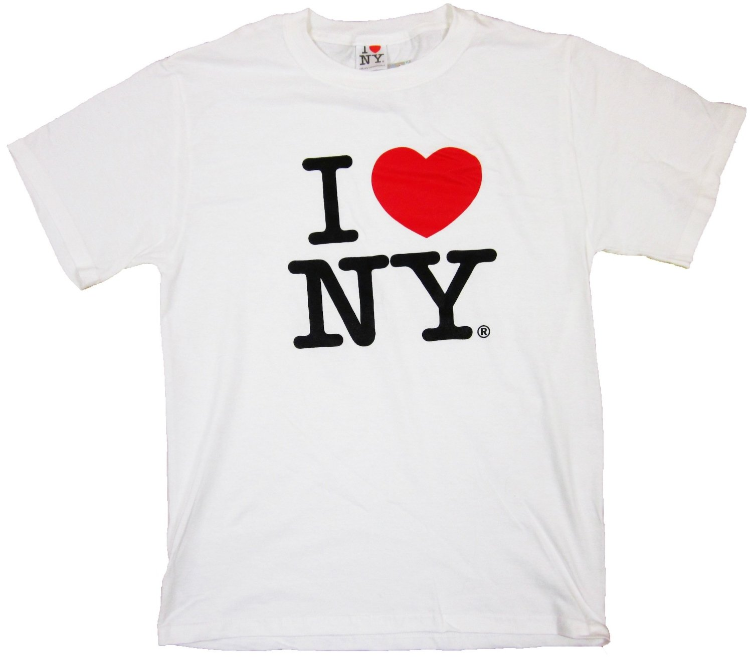 Iconic t shirt design - I Love NY T-shirt