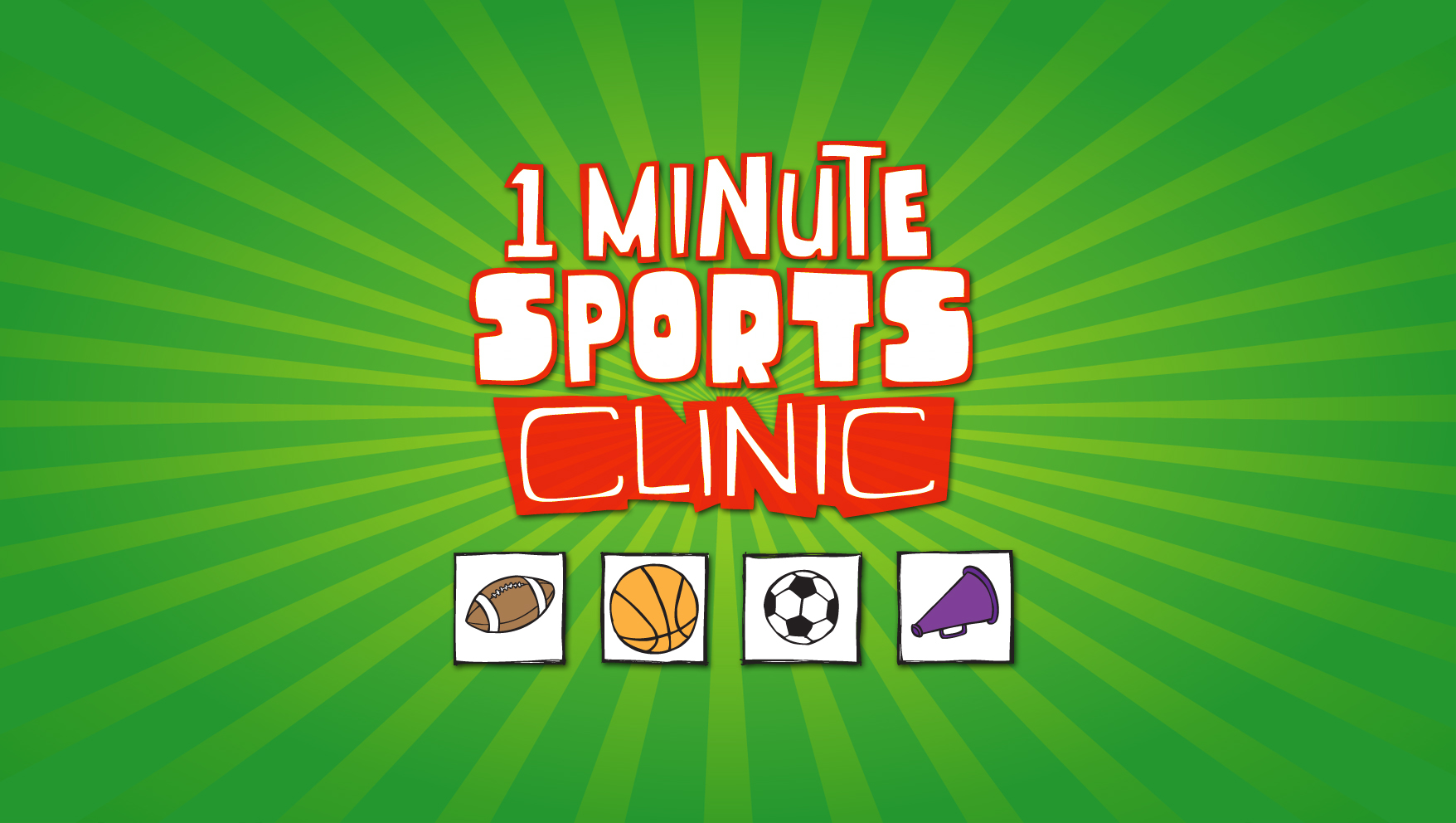 Series Spotlight: One Minute Sports Clinic