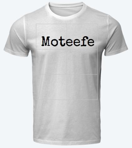 Moteef's new mockups