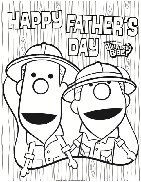 Best Father S Day Coloring Pages Jellytelly Parents