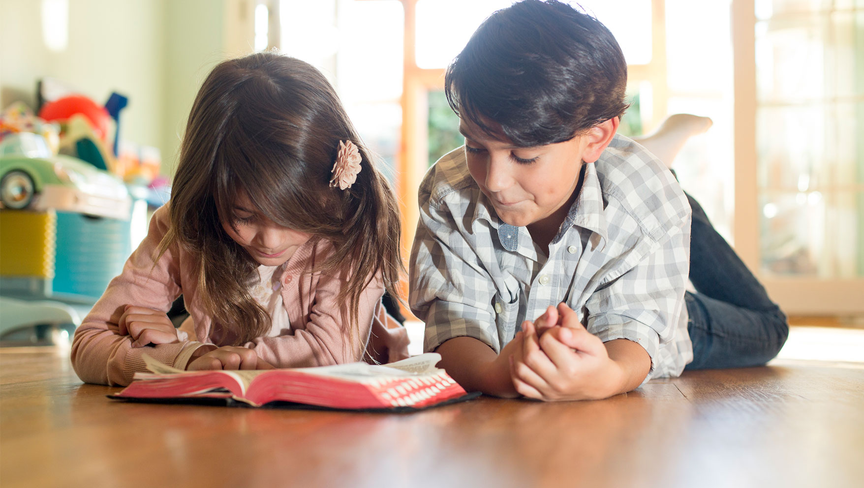 How to Teach Kids the Value of God's Word