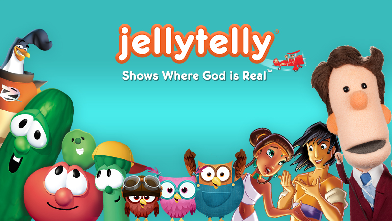 JellyTelly Helps Parents Develop Kids' Faith
