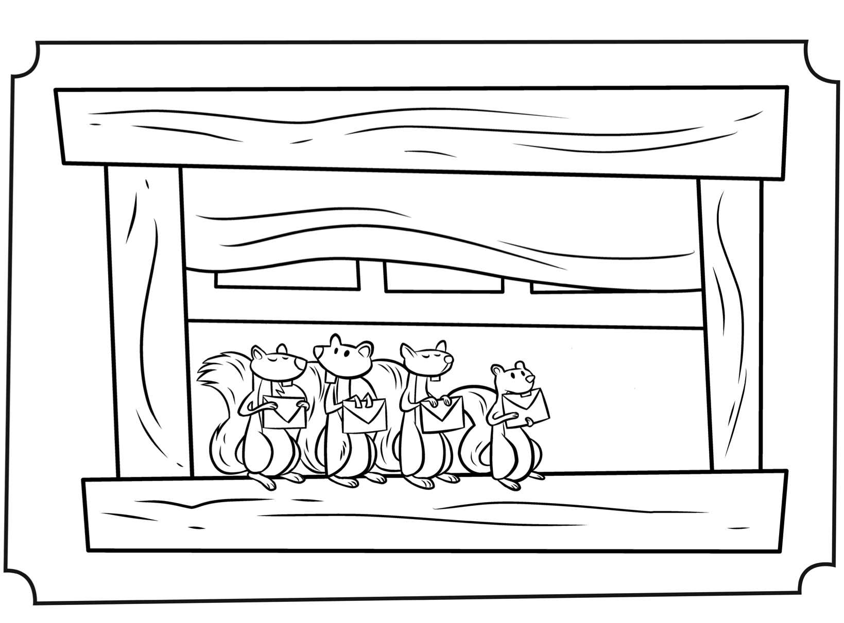 jellytelly coloring pages - photo#5