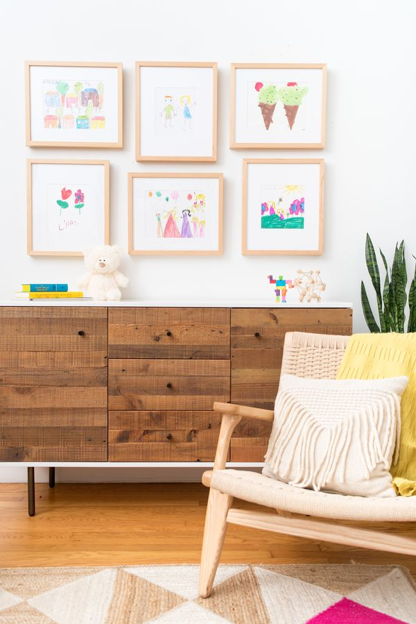 Frame It: Kids Art