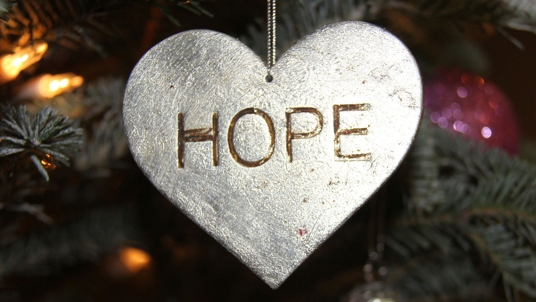 How to Find Hope When the Holidays are Hard