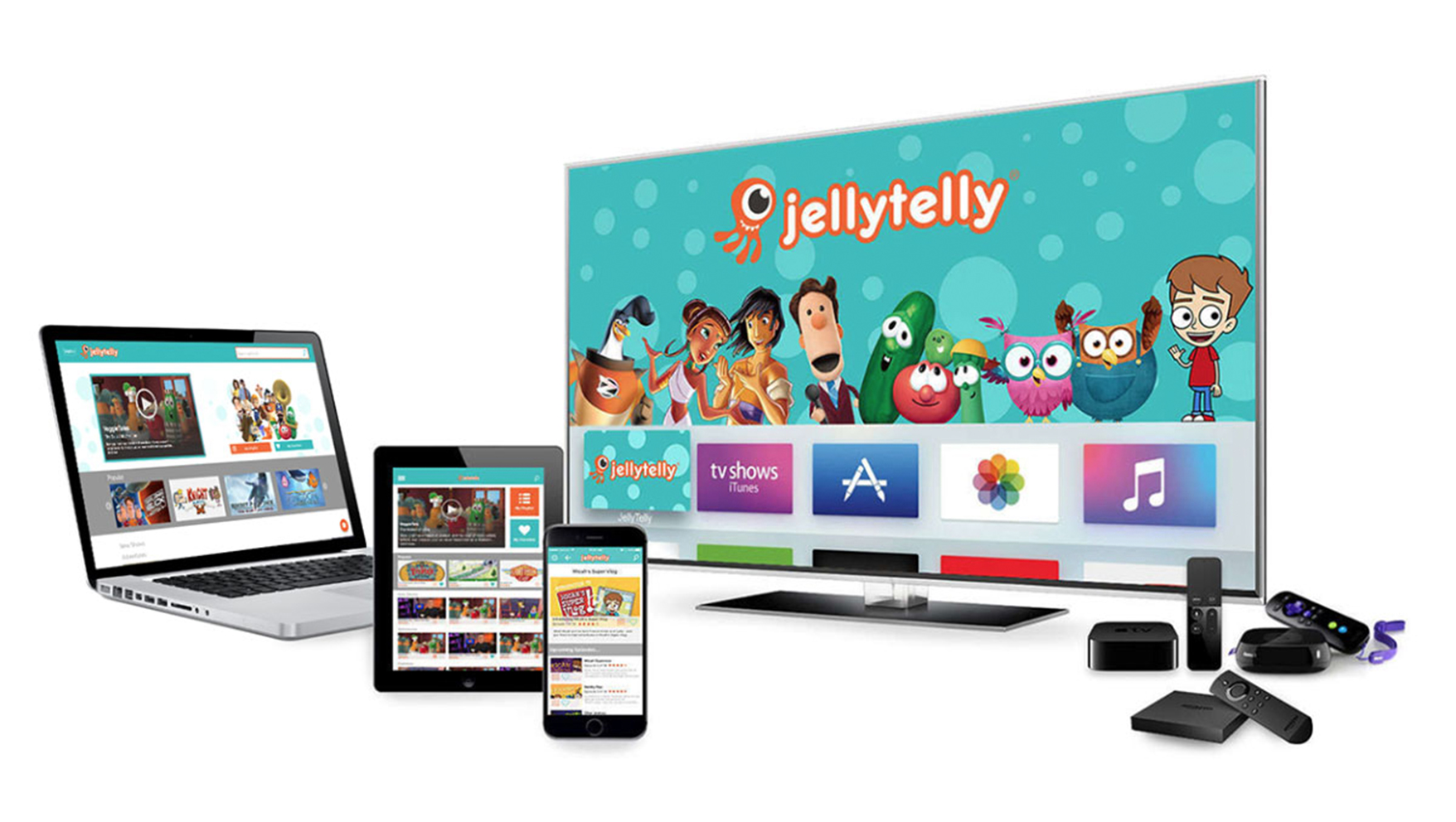 JellyTelly App Now Available on All Major Platforms