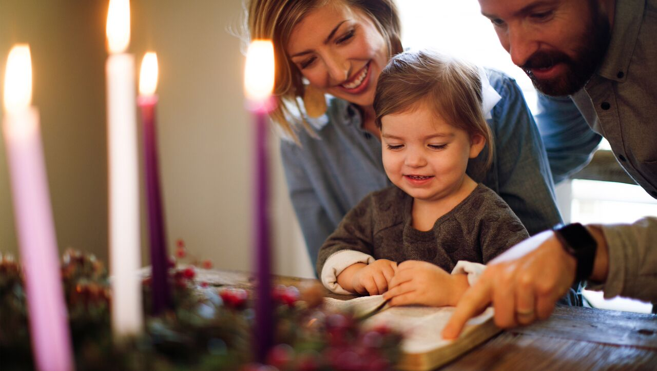 Five Scriptures About Christmas Children Should Know