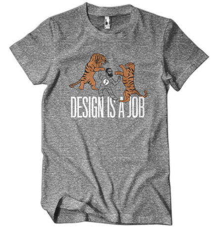 design job shirt