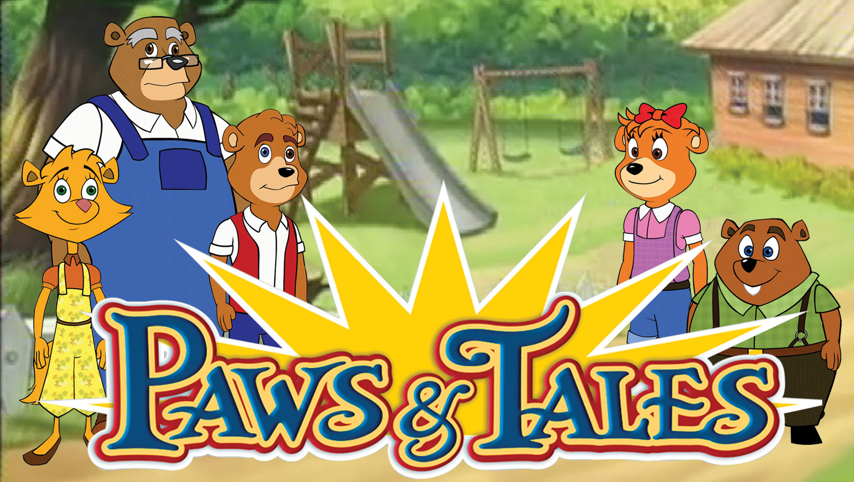 Image result for paws and tales