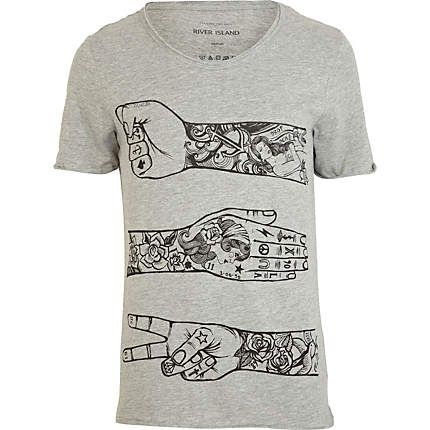 rock paper scissors shirt