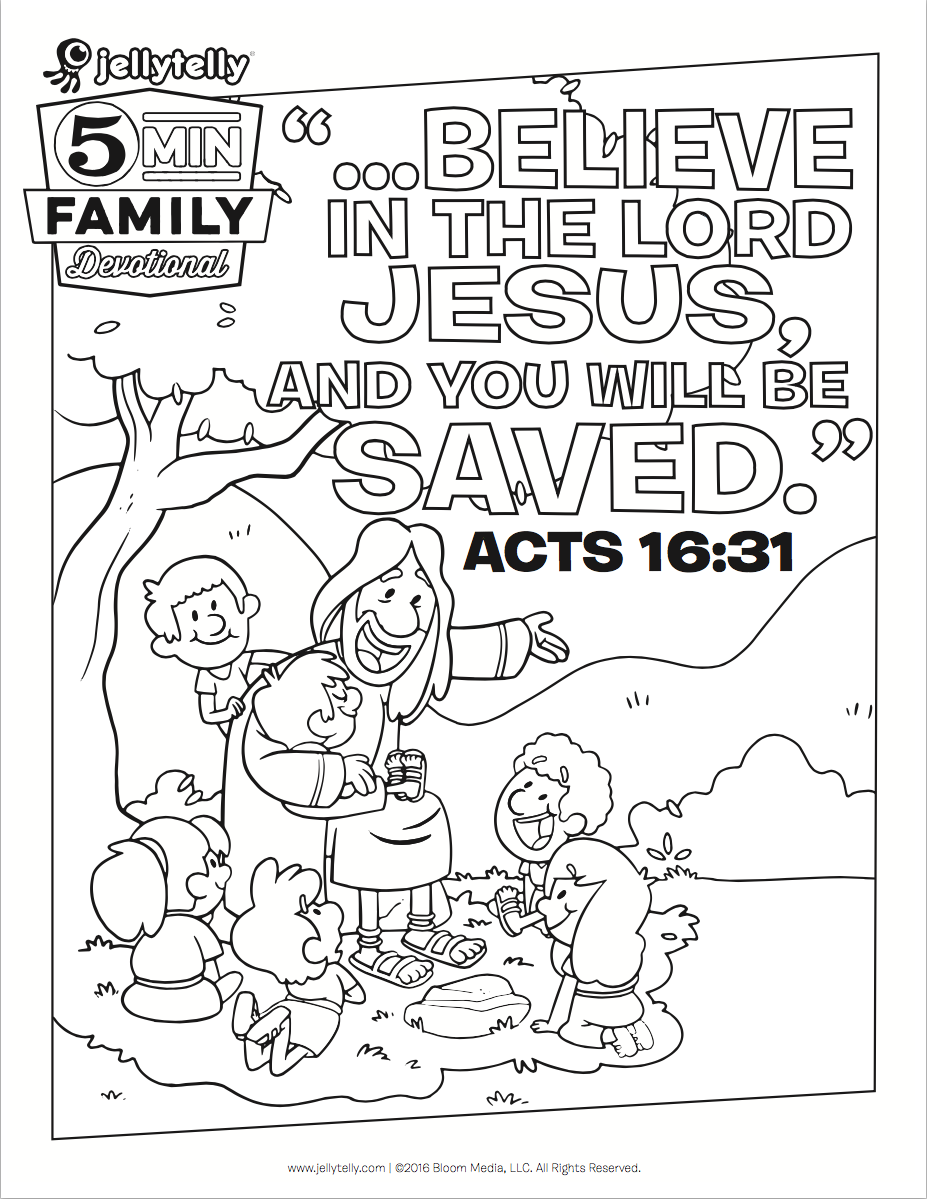 Todays Free Printable Activities Are Acts 1631 Coloring Pages