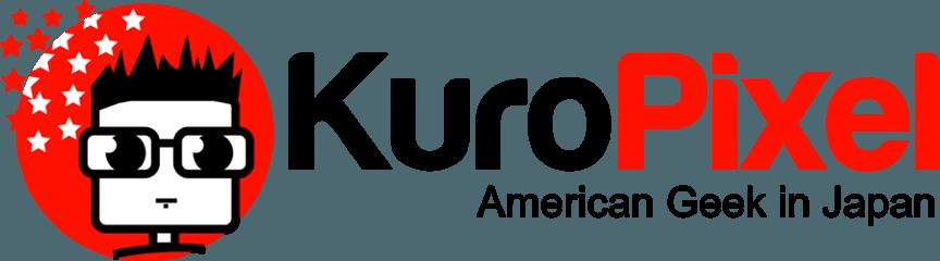 Kuro Pixel Blog Banner