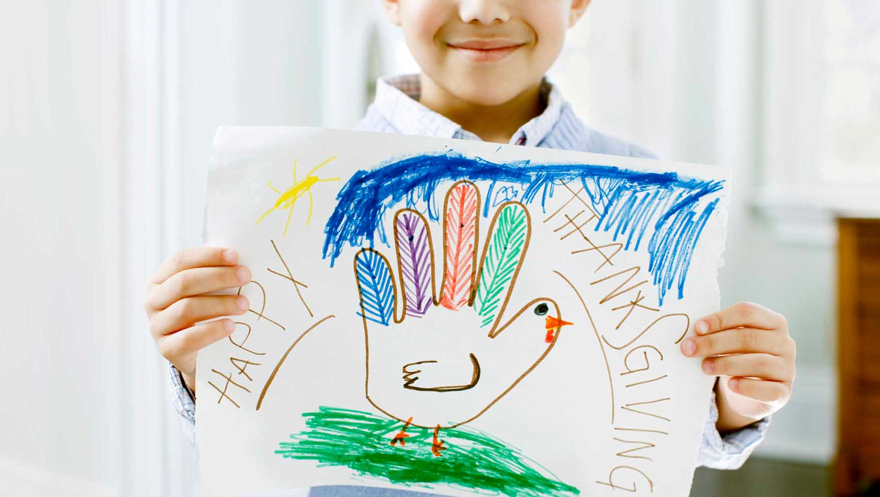 5 Fun Thanksgiving Activities for Kids