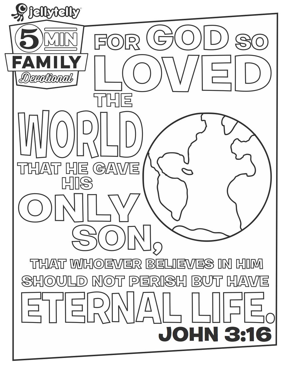 Jesus is the Messiah: Jesus 5 Minute Family Devotional ...