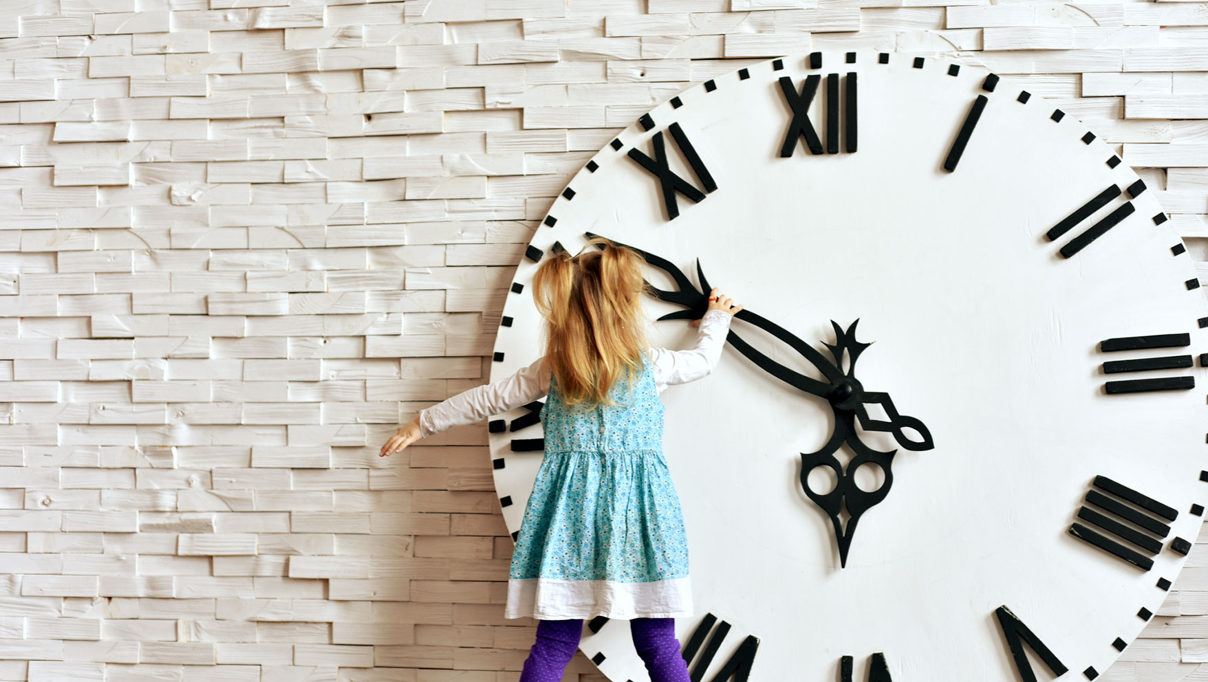 How to Survive Spring Daylight Savings with Kids