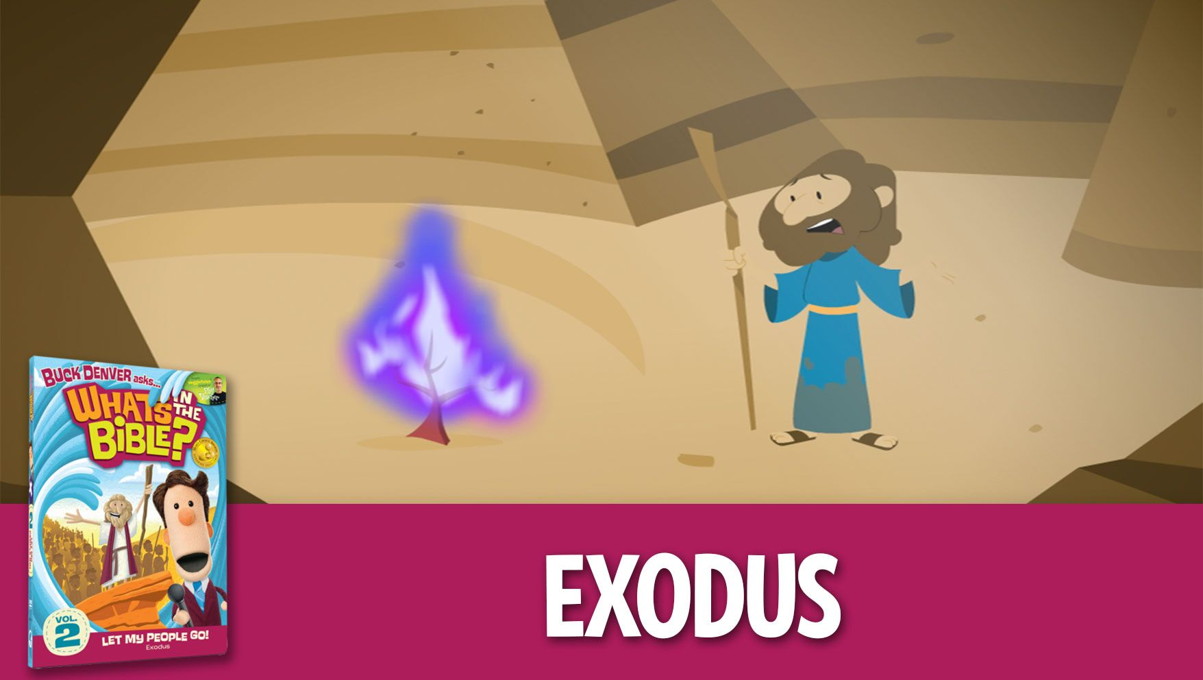 Walk Your Family Through the Bible: Exodus