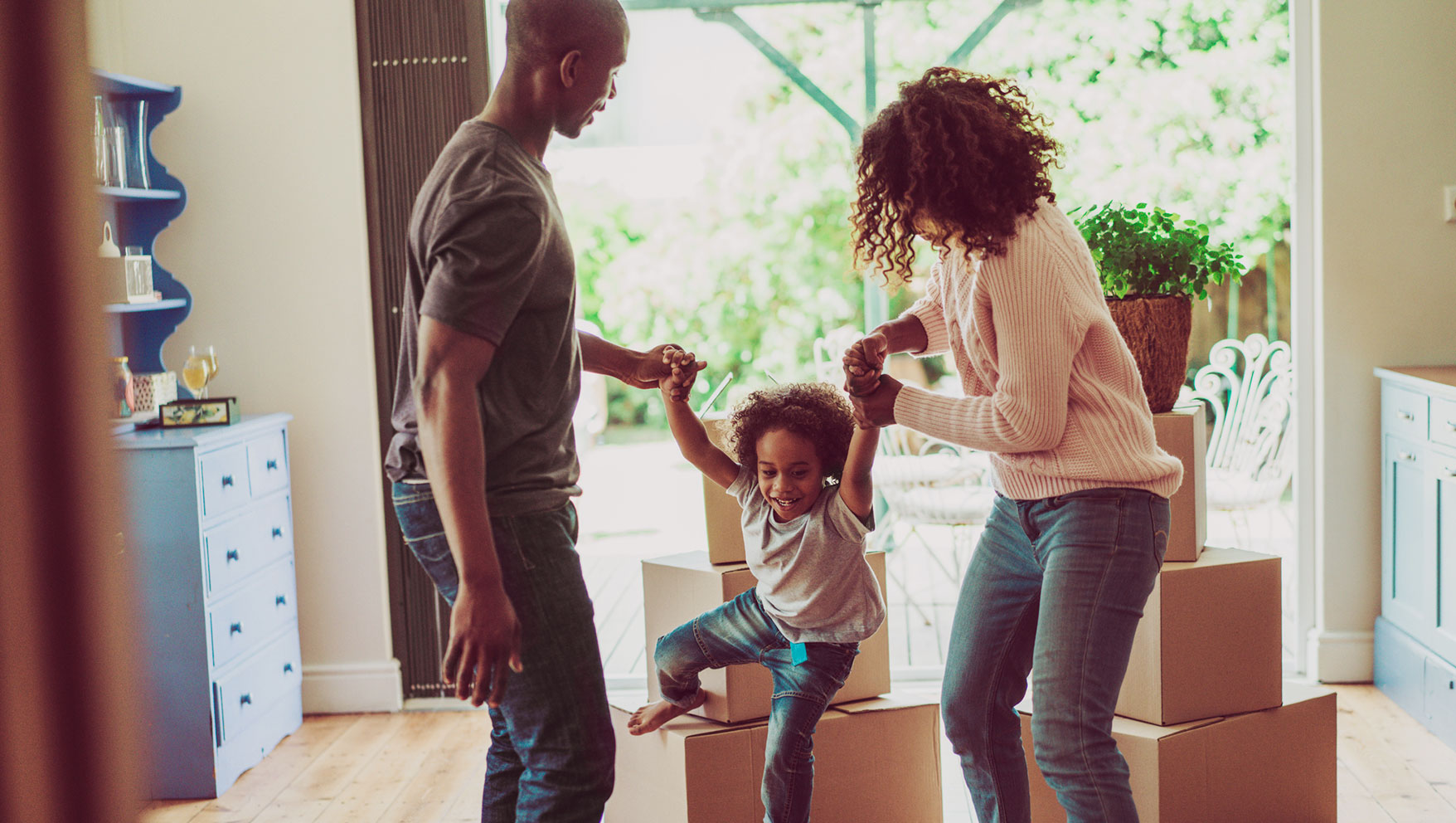 5 Ways to Encourage Kids During a Move and Other Life Transitions