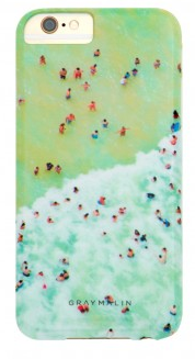 beach design phone case