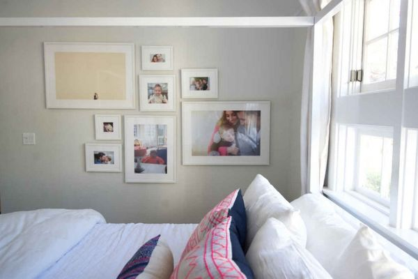 Get This Look Cupcakes And Cashmere Gallery Wall