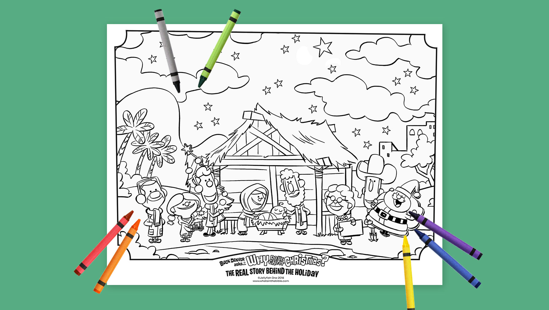 jellytelly coloring pages - photo#24