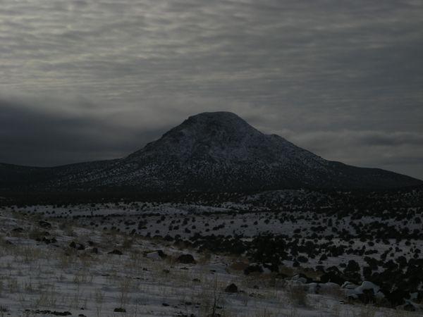 Arizona snow