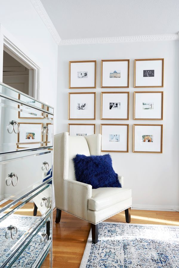 How To: Plan, Order, and Hang a Gallery Wall Grid