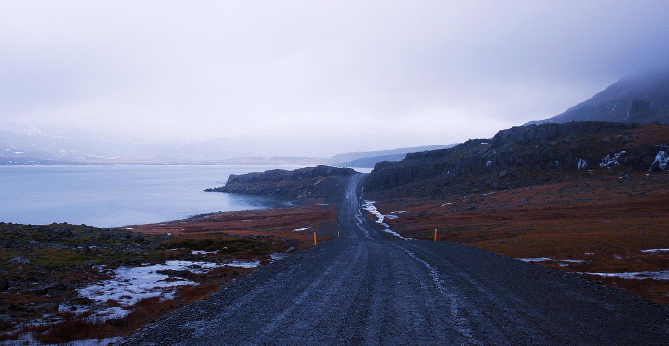 rent a car iceland roads