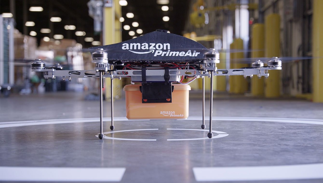 Amazon Air delivery