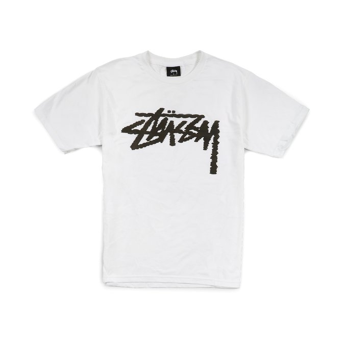 Iconic t shirt design - Stüssy T-shirt