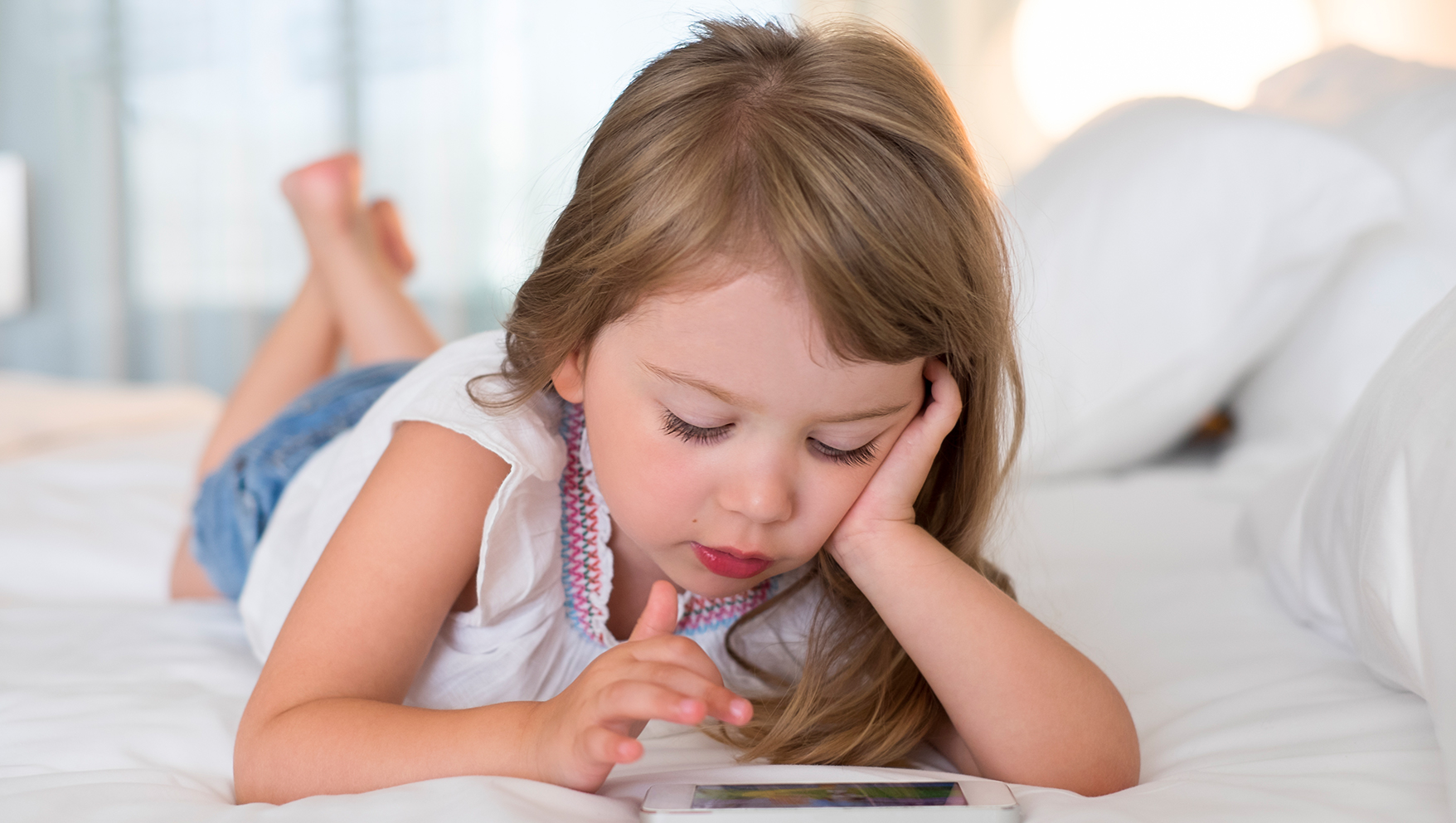 Naman, Siri, and What My Daughter's Questions Are Teaching Me About Prayer