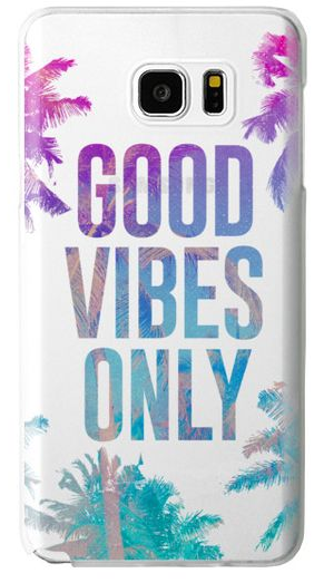 Good vibes phone case