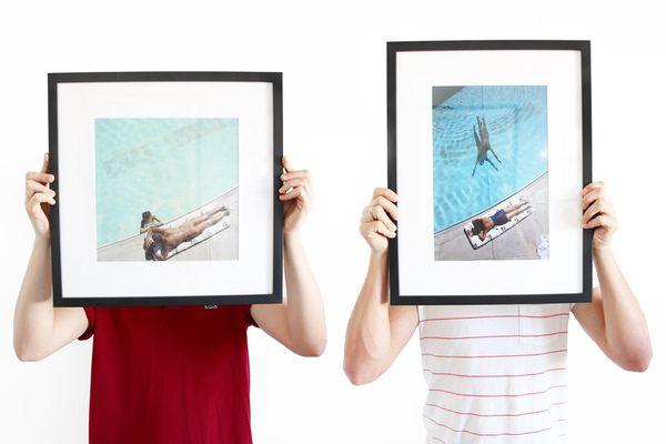 Frames By Color: Mercer and Mercer Slim