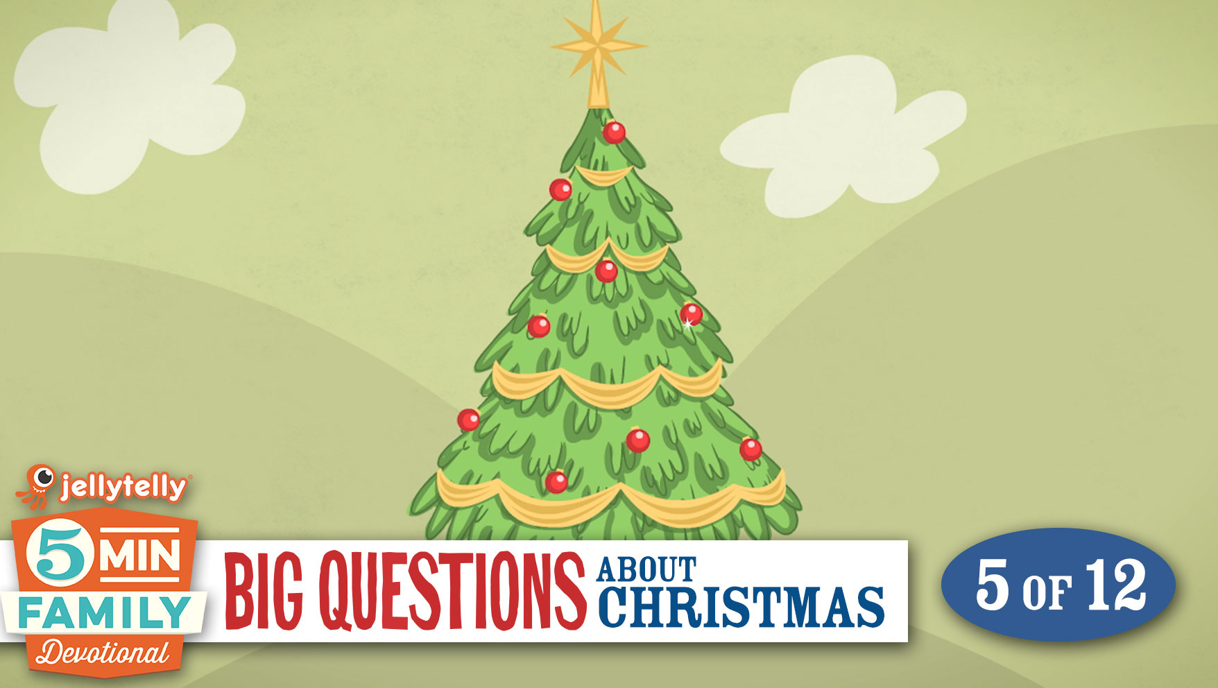 Why Do We Have Christmas Trees? - Christmas 5 Minute Family Devotional